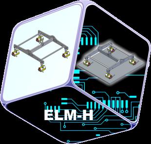 <span>永久リフティングマグネット</span><span>ELM-H モデル番号 </span>