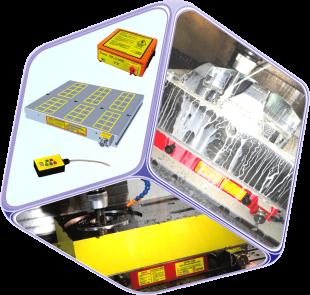 EEPM Series Electro-Permanent Magnetic Chuck
