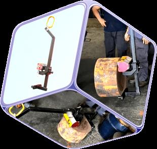 ELM-V of Vertical Magnetic Lifter