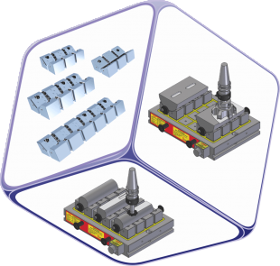 <span>Option Accessories</span><span><span>Induction Block </span>EEPM-IBV Series</span>