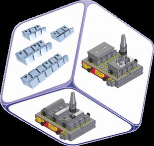 <span>特別附件</span><span><span>導磁塊 </span>EEPM-IBV 系列</span>