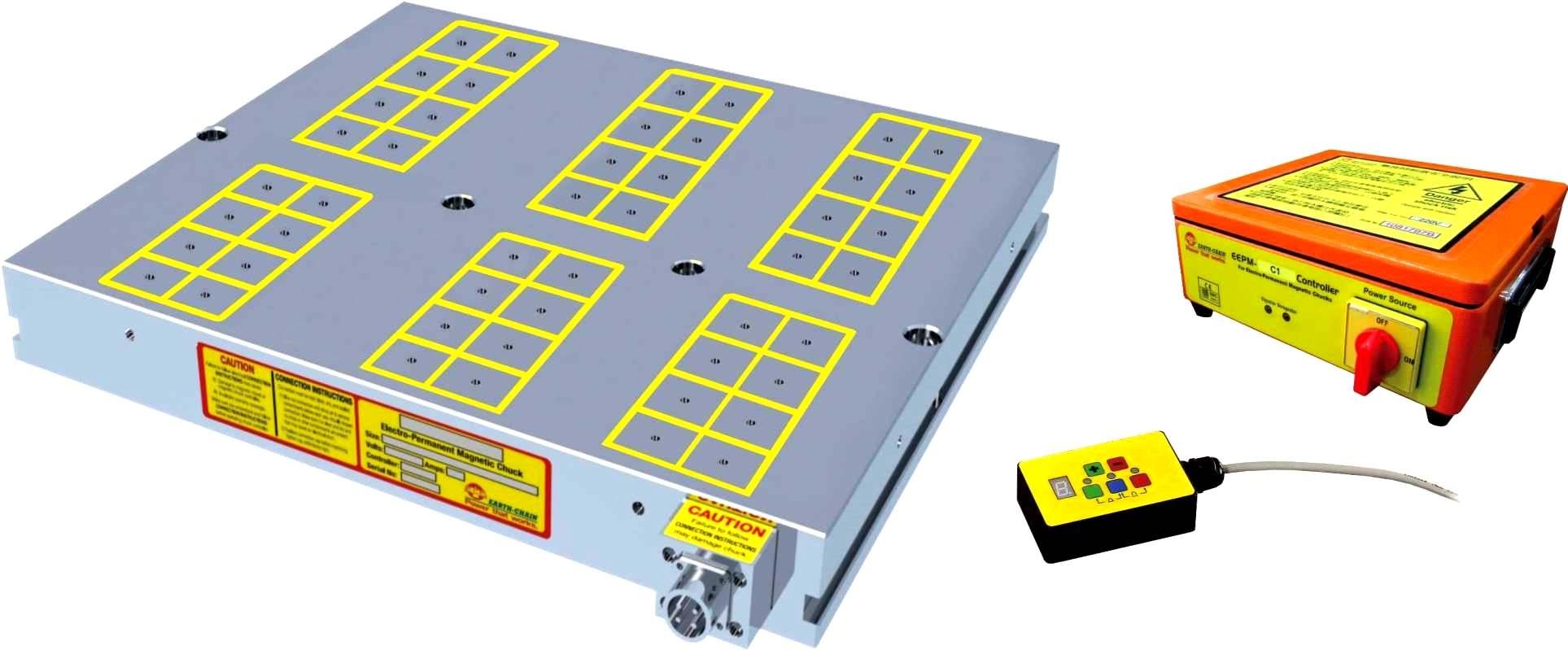 <span>Electro-Permanent Magnetic Chuck</span><span>EEPM-BF Series</span>