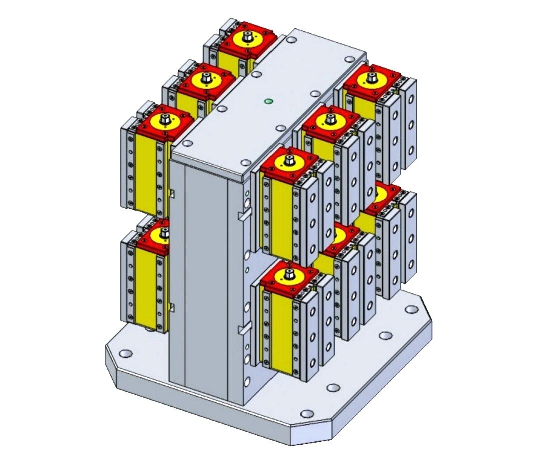 <span>Permanent Magnetic Clamping Block</span><span>ECB-120V12</span>