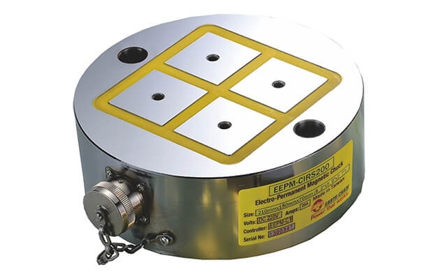 <span>Electro-Permanent Magnetic Chuck </span><span>EEPM-CIRSA & EEPM-CIRS Series</span>