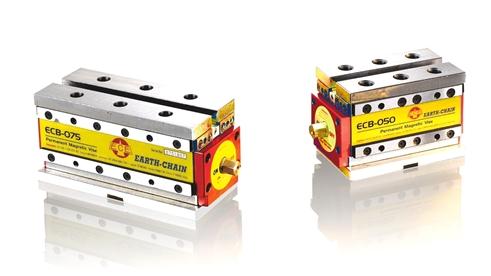 Permanent Magnetic Clamping Block ECB Series