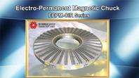 Electro-Permanent Magnetic Chuck EEPM-CIR Series