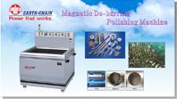 Magnetic De-Burring